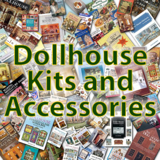 Dollhouse Kits and Products